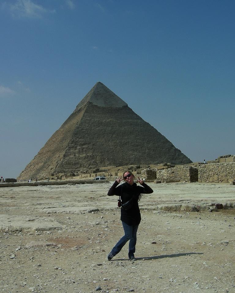Sarah in Ägypten