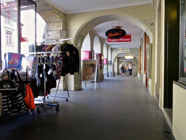 Shopping in der Berner Altstadt