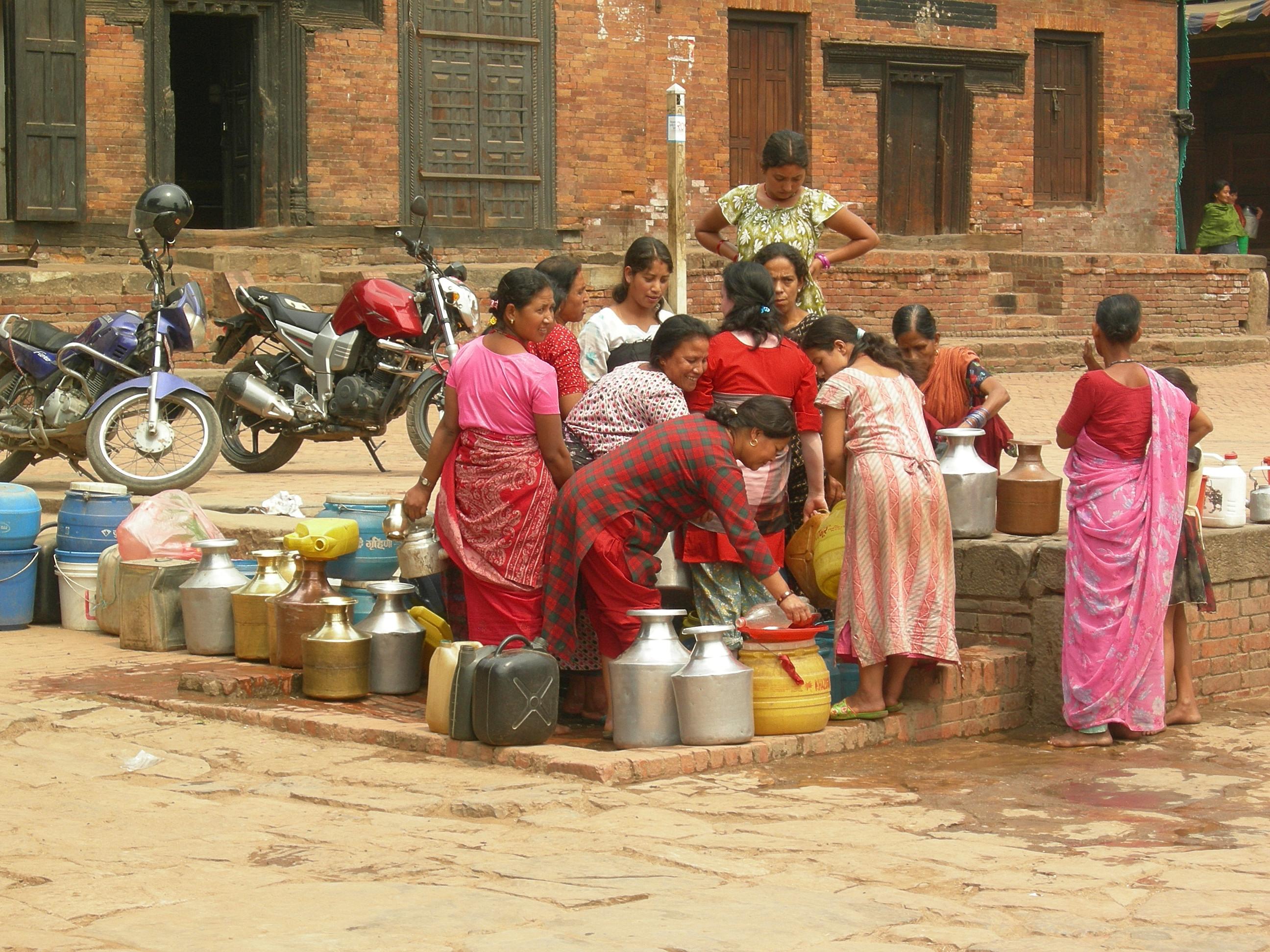 Kulturschok in Nepal