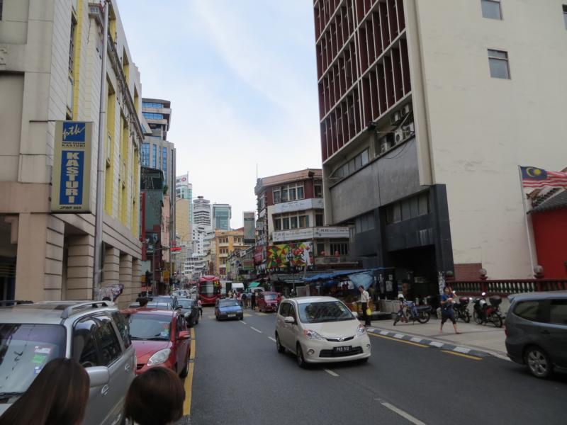 Verkehr in KL