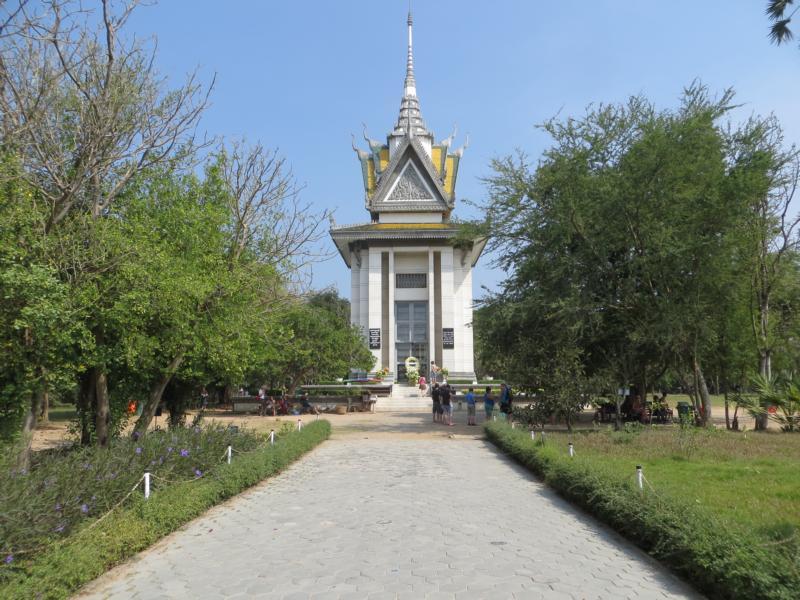 Pagoda gegen das Vergessen