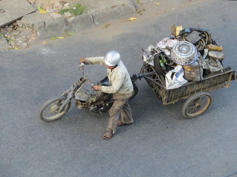 Lebensgrundlage Motorrad