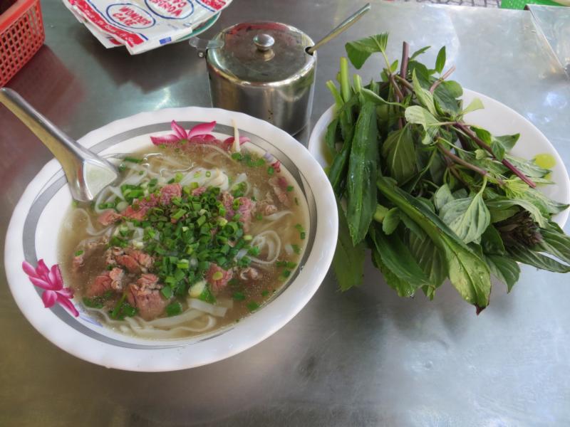 Phở - die vietnamesische Volksmahlzeit