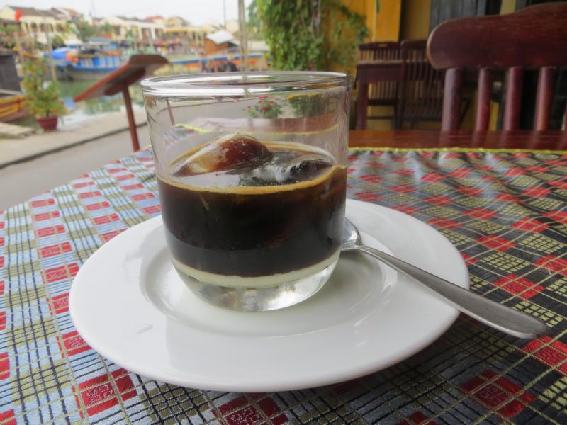 cafe trứng, Eierkaffe und Cà phê, Vietnamesischer Kaffee