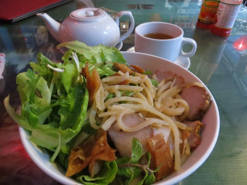 Cao lầu - Spezialität aus Hoi An