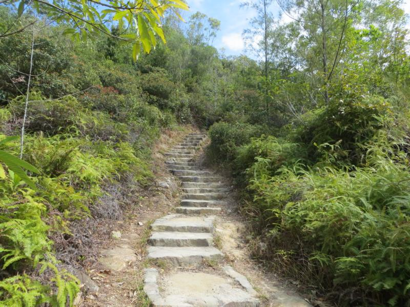 Der MacLehose Trail in Hong Hong