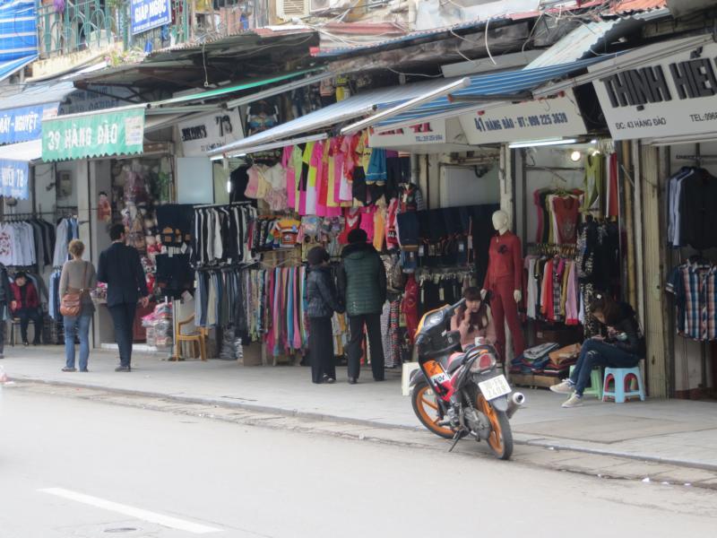 Hanoi, Hauptstadt Vietnams