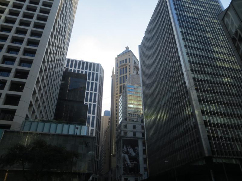 Innenstadt Hong Kong