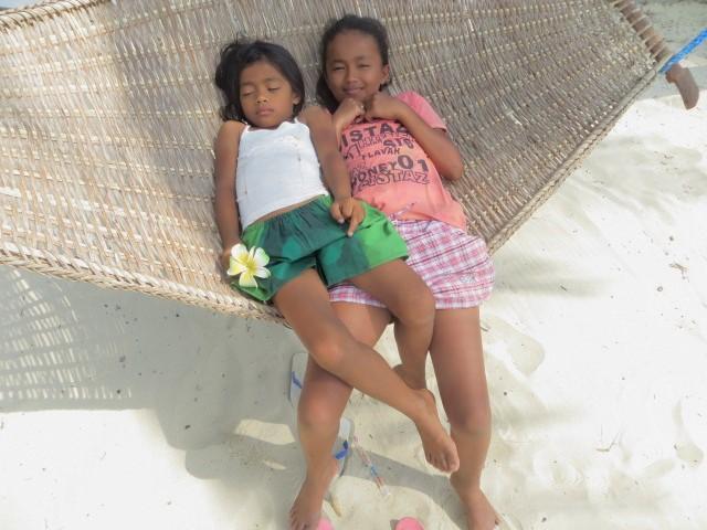 Chillen in Palawan