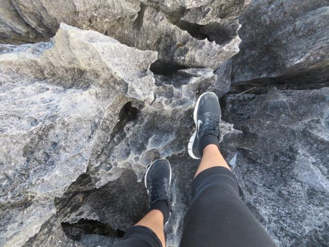 Klettern in El Nido