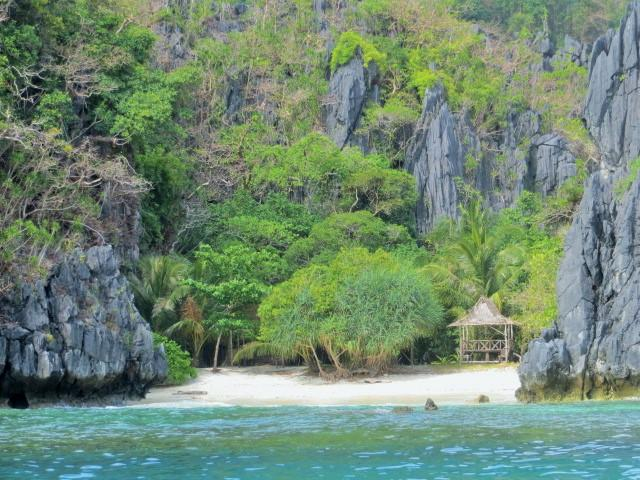 Inselhopping in El Nido