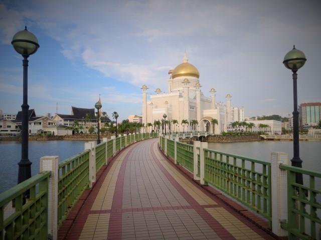 Moschee in Bandar Seri Begawan