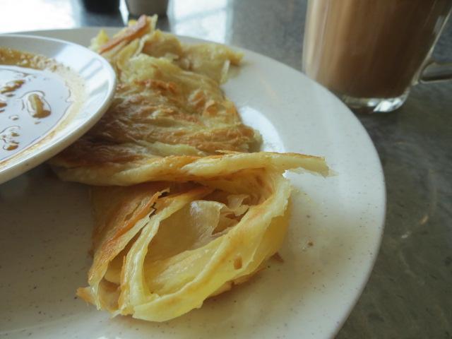 Das Beste Essen in Malaysia: Roti Canai
