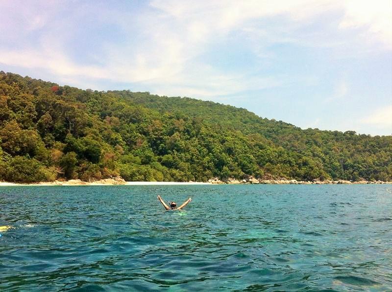 wunderbares Schnorcheln auf den Perhentian Inseln