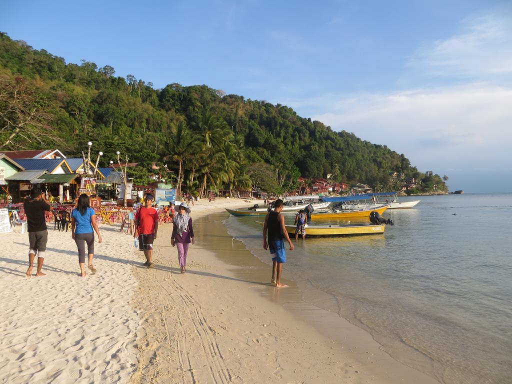 Strand auf den Perhentian Inseln