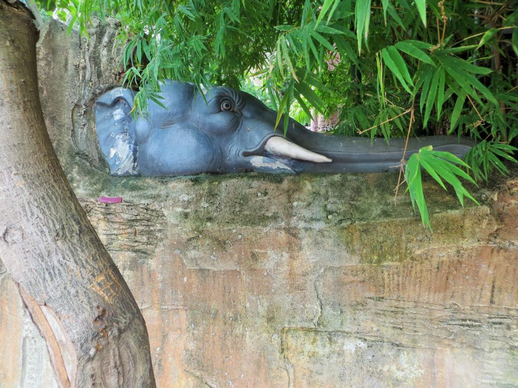 es gibt vieles zu entdecken rund um die Batu Caves