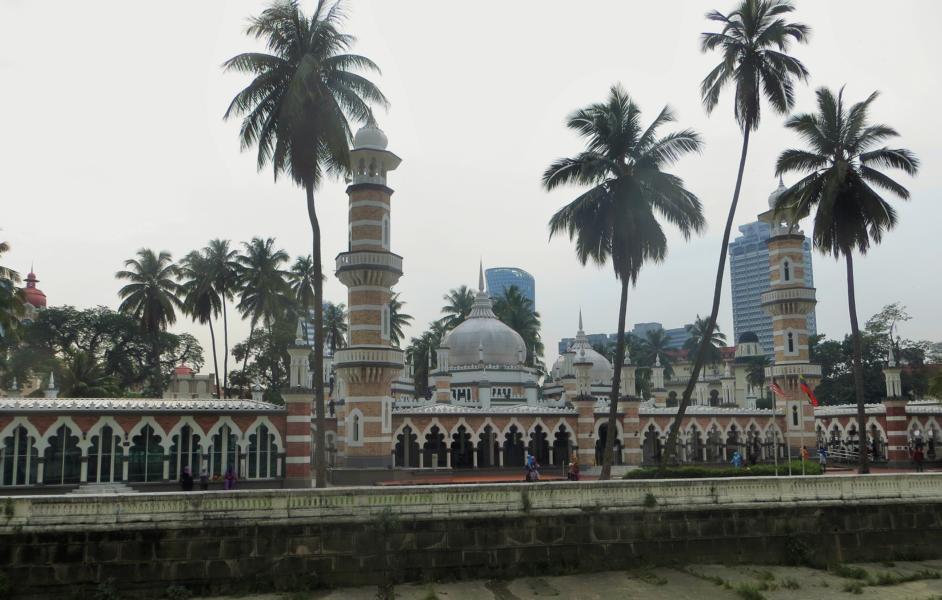 Jamek Mosche in Kuala Lumpur