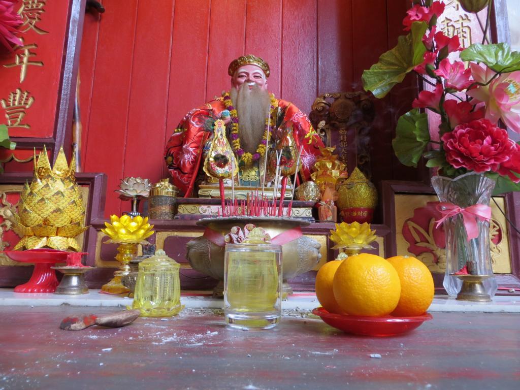 Der Besuch in einem chinesischen Tempel ist ein Muss