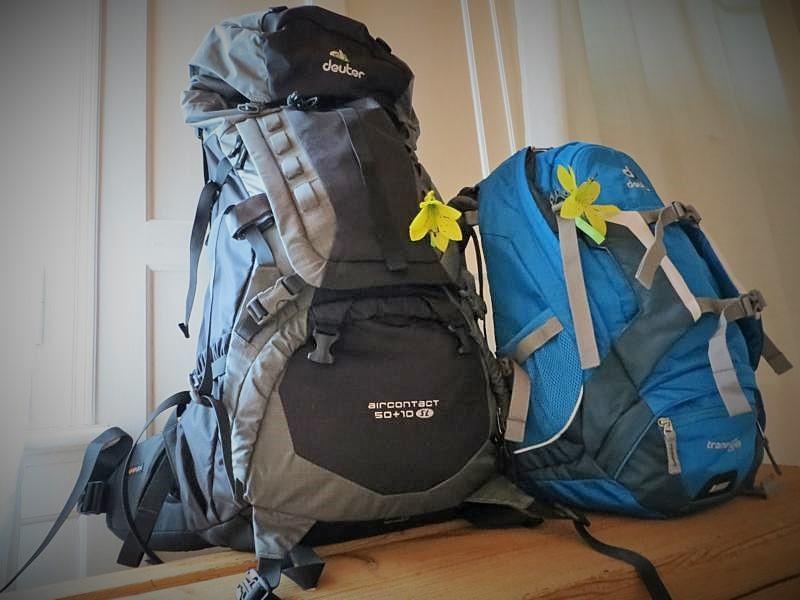 Reise mit einfachem Gepäck und behalte es immer im Blick