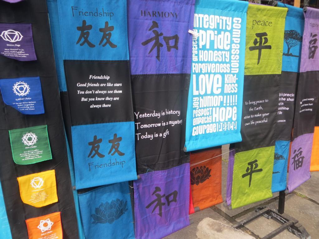 Ubud, spiritueller Ort oder Touristenattraktion?