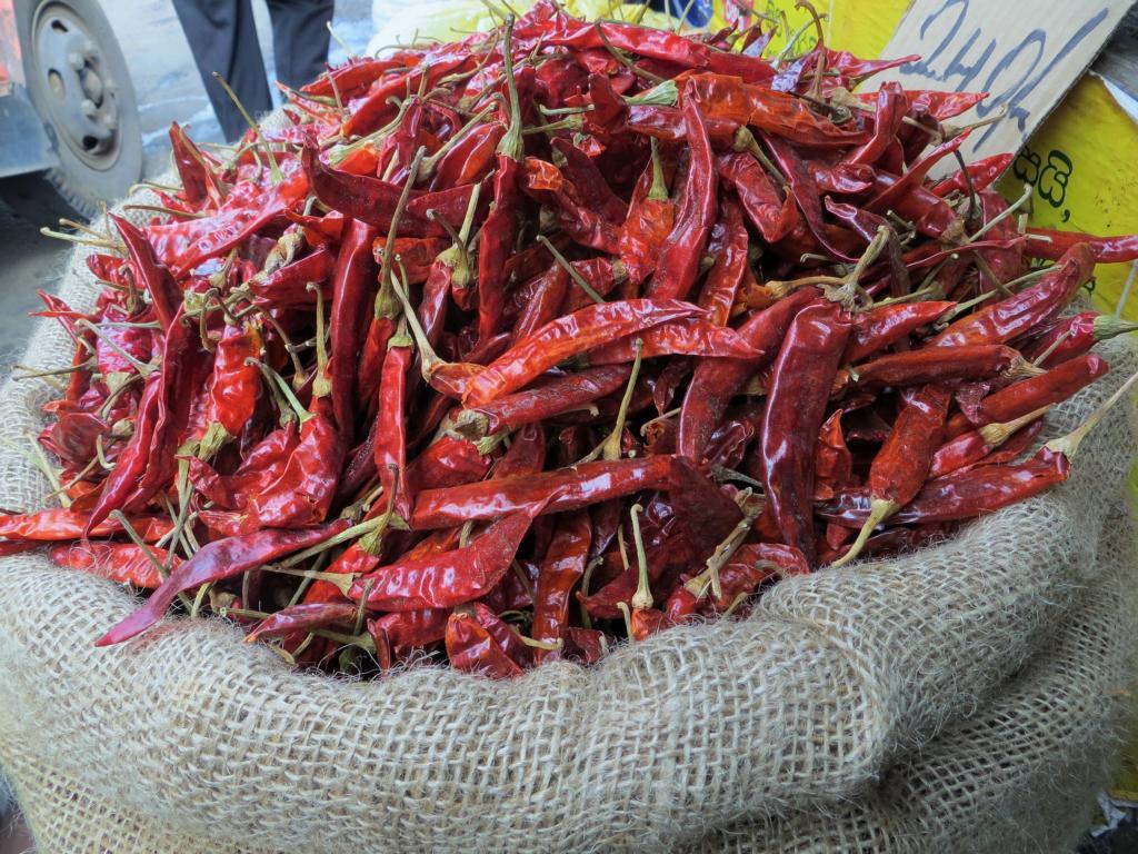 Pettah Markt in Colombo