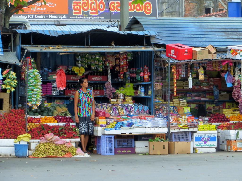 Heiße sri lankanische Schenkel