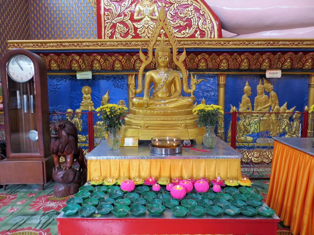 Backpacking in Südostasien: verschiedenste Religionen auf engstem Raum