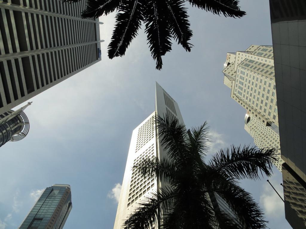 Singapur ist immer ein kleiner Kulturschock in Südostasien