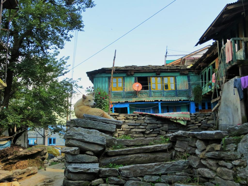 Haus in Manali