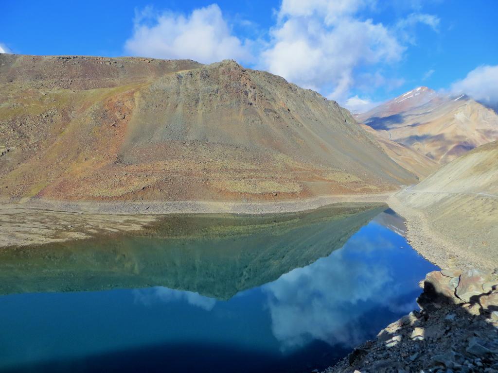 Landschaft in Ladakh... Wer hat sich so was schönes ausgedacht?