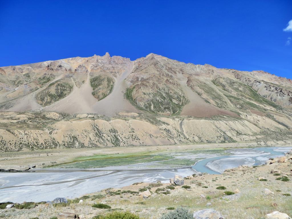 Wundervolle Landschaft in Ladakh