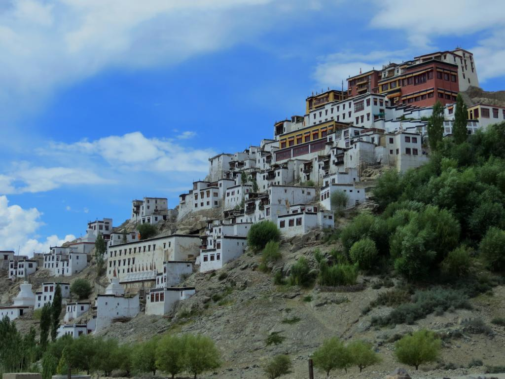Kloster Thiksey in Leh
