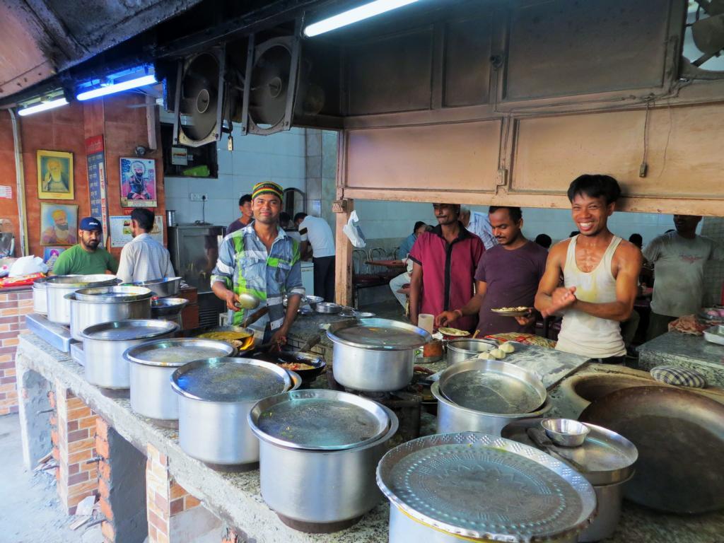 Indien - hier wimmelt es von freundlichen und zuvorkommenden Menschen