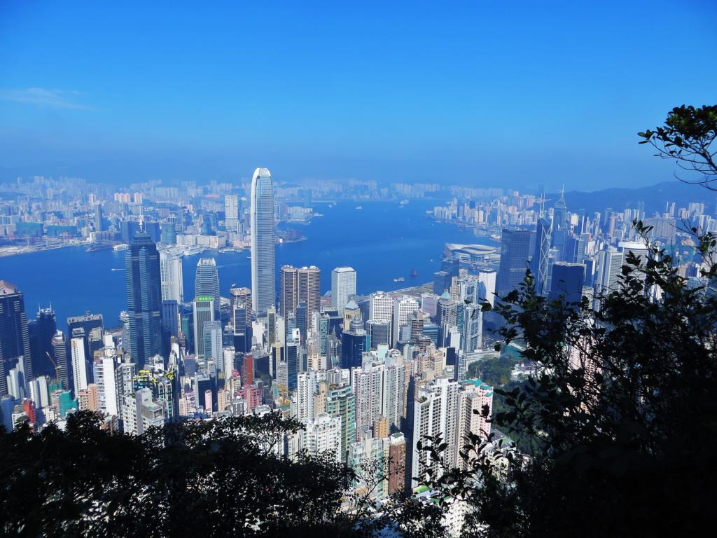 Hong Kong - eine pulsierende Metropole