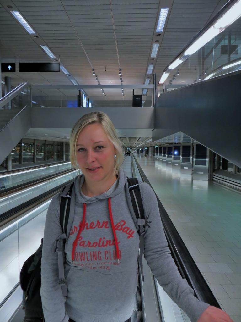 Zürich Flughafen - Auf nach Malaysia