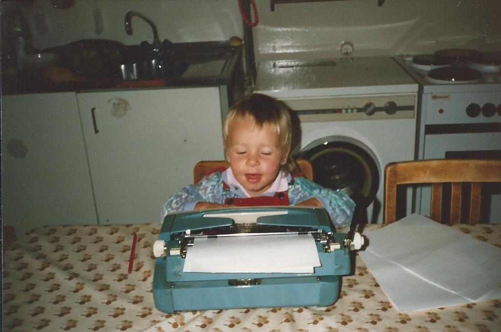 Es gibt Dinge, die haben sich schon in jungen Jahren gezeigt...