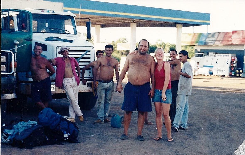Trampen in Paraguay