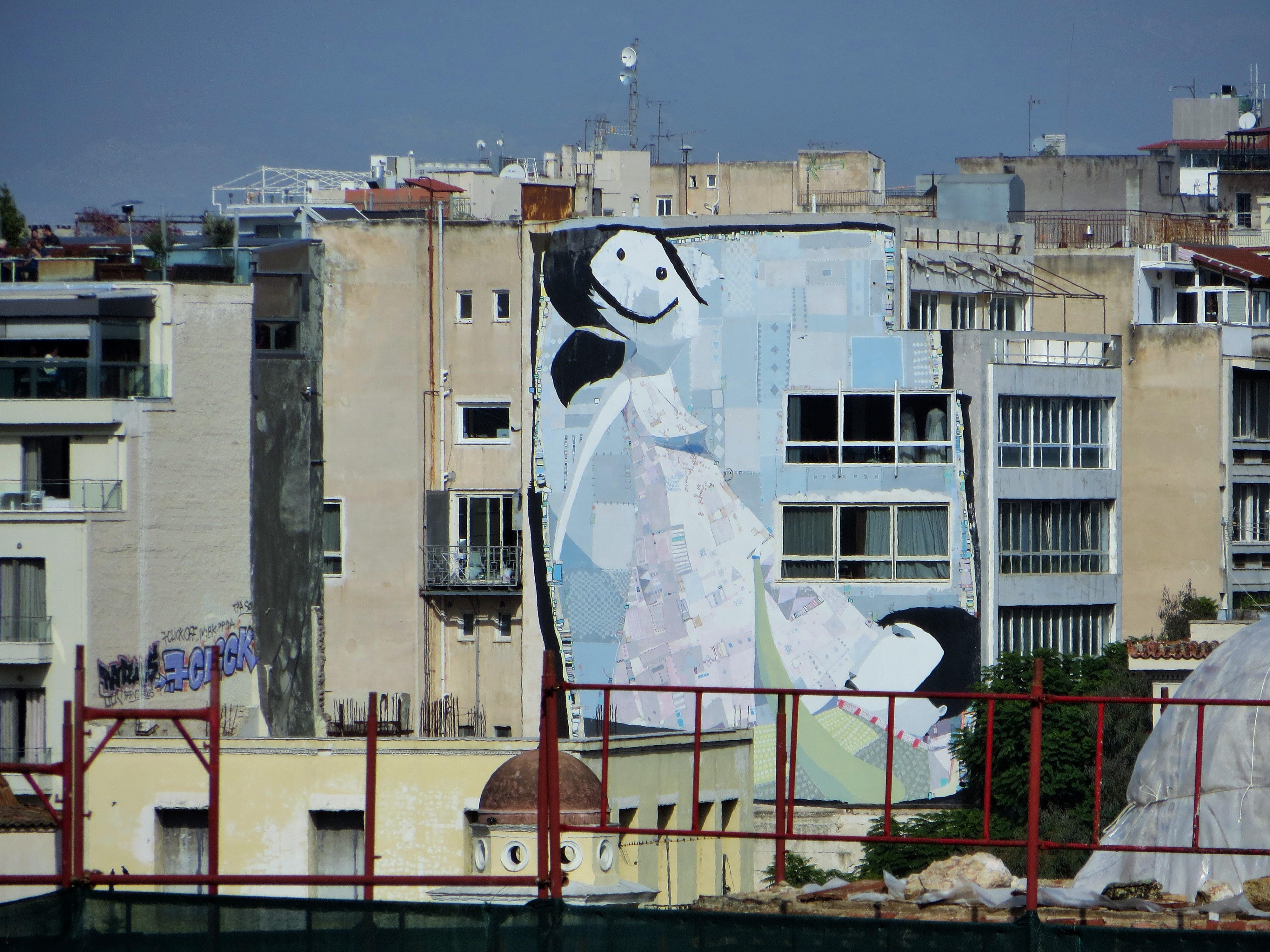 Erkunde die Viertel in Athen - sie sind es wert