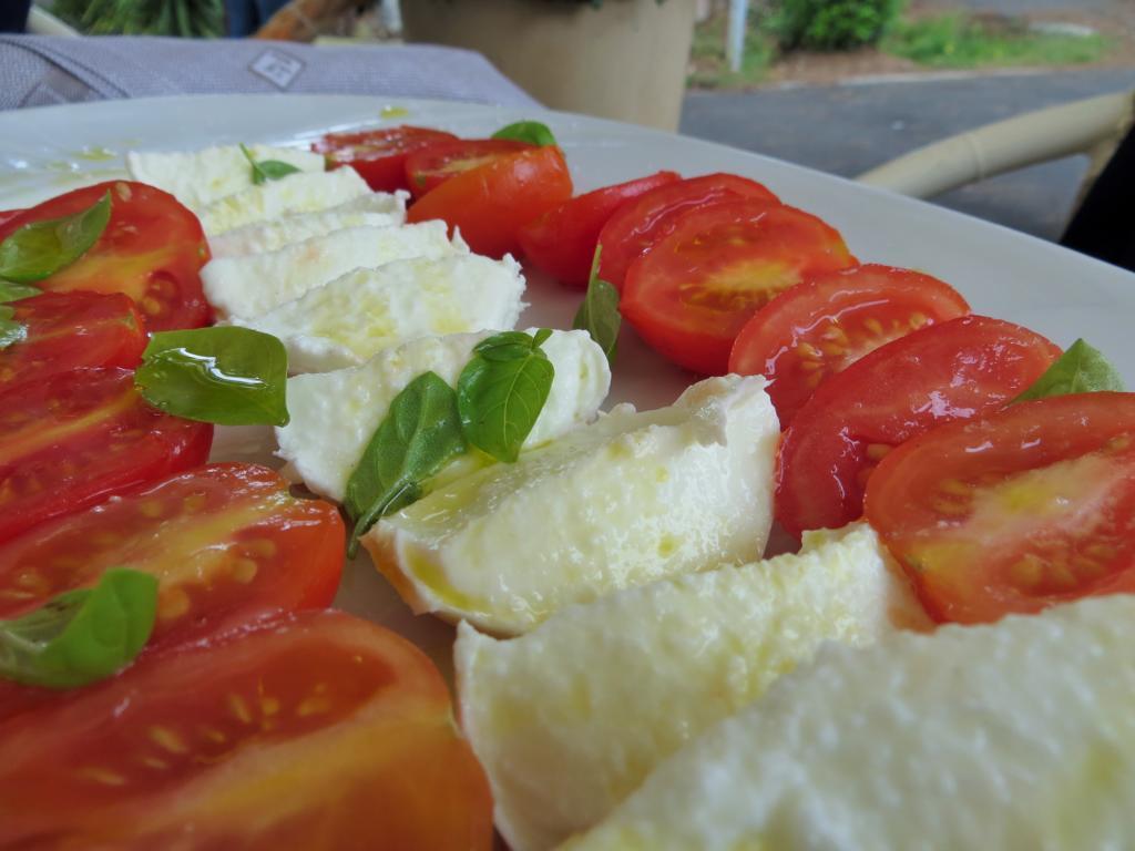 Wwoofing in Italien ist gleichzeitig auch ein kulinarisches Highlight....