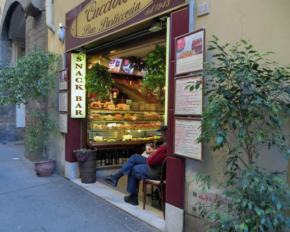 Dolce far niente in Rom