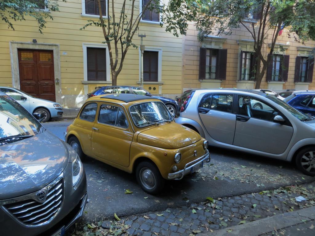 Trastevere, das Dorf in Rom