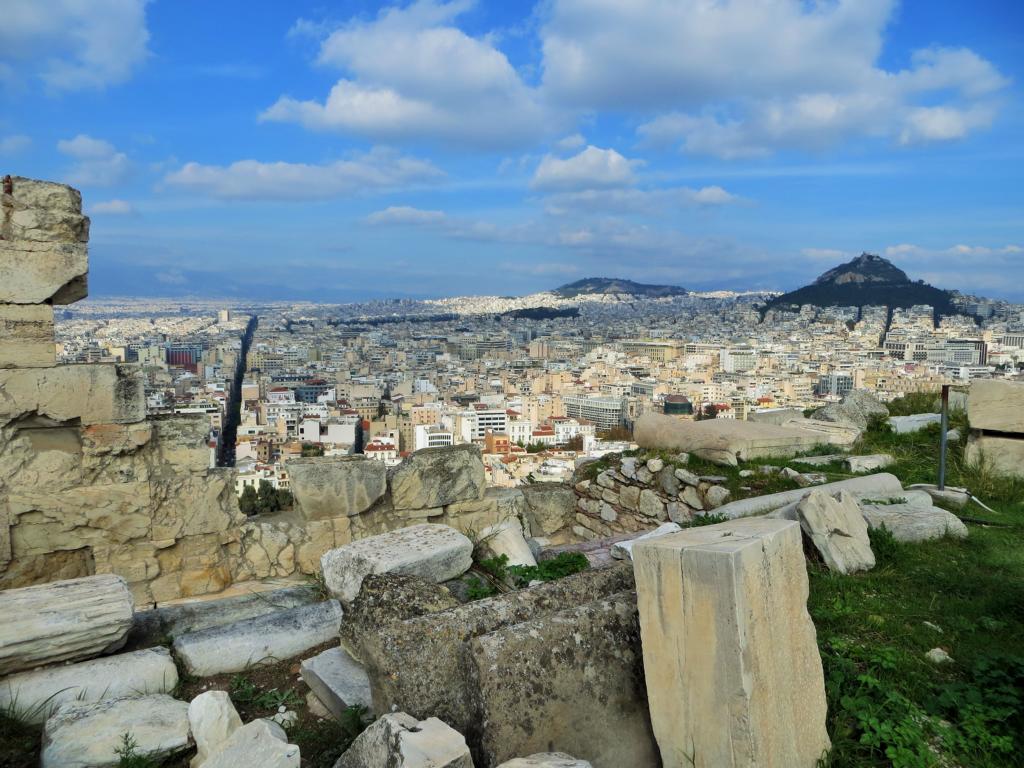 Athen, ich mag dich!