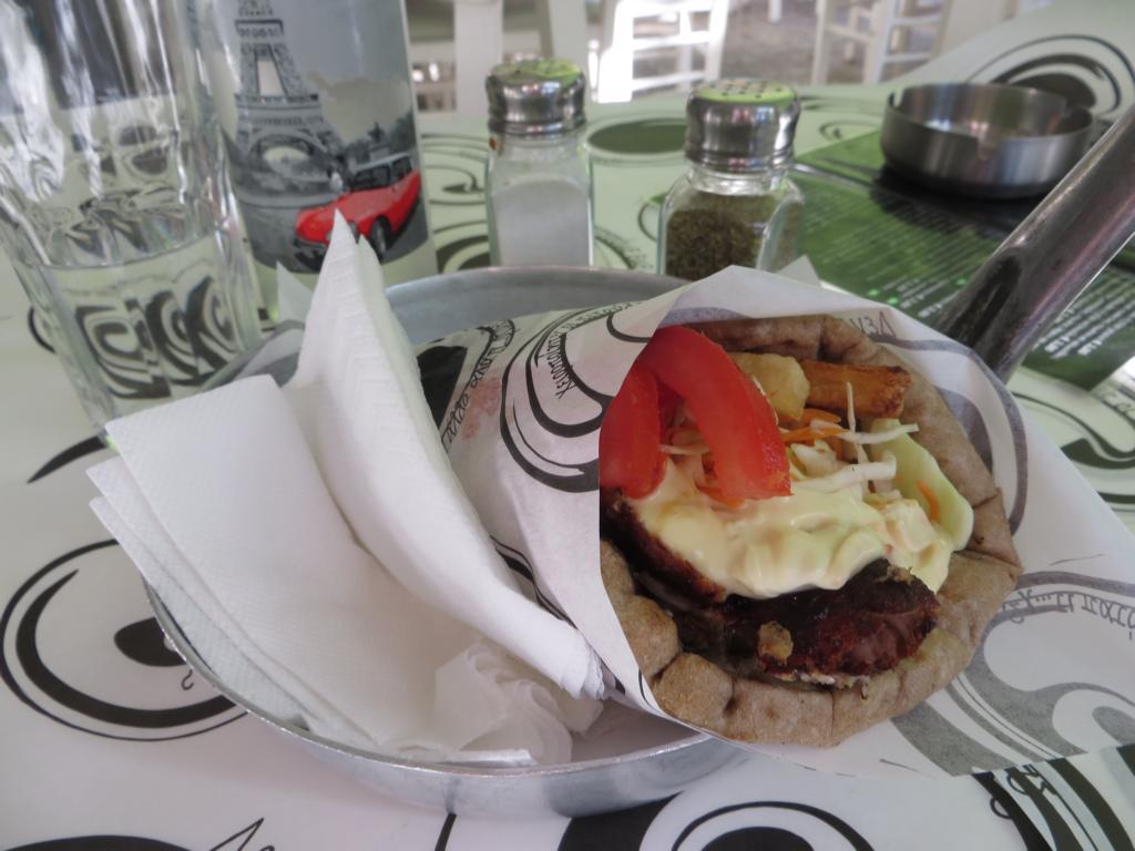 Gyros, ein Klassiker in der Griechischen Küche