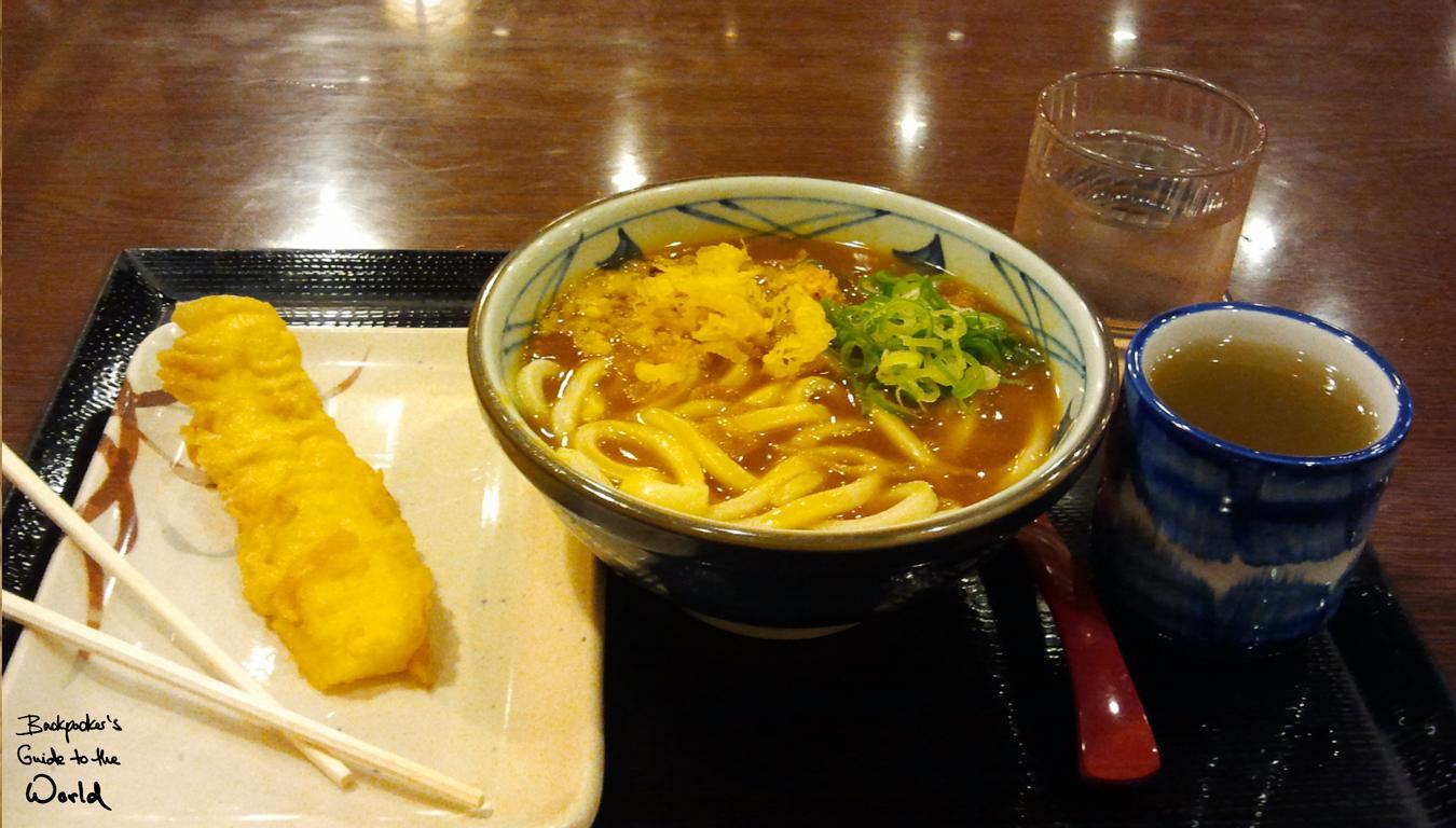 Udon - Die japanische Variante der Pasta