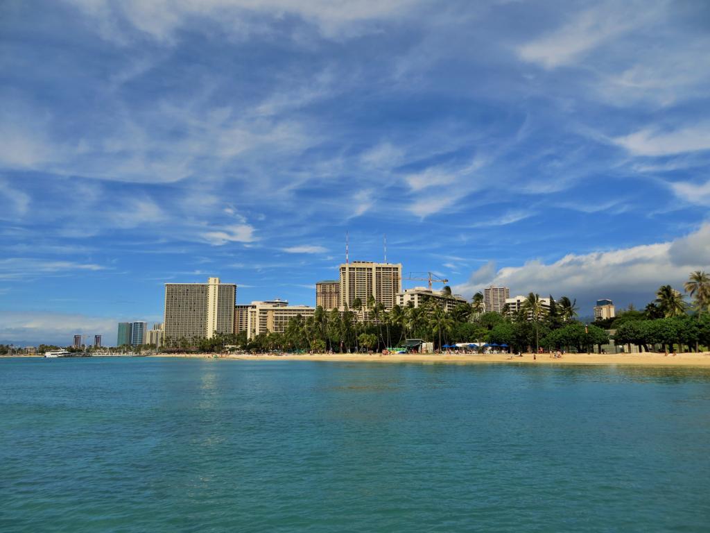 Waikiki Beach: Ein Traum wird wahr.