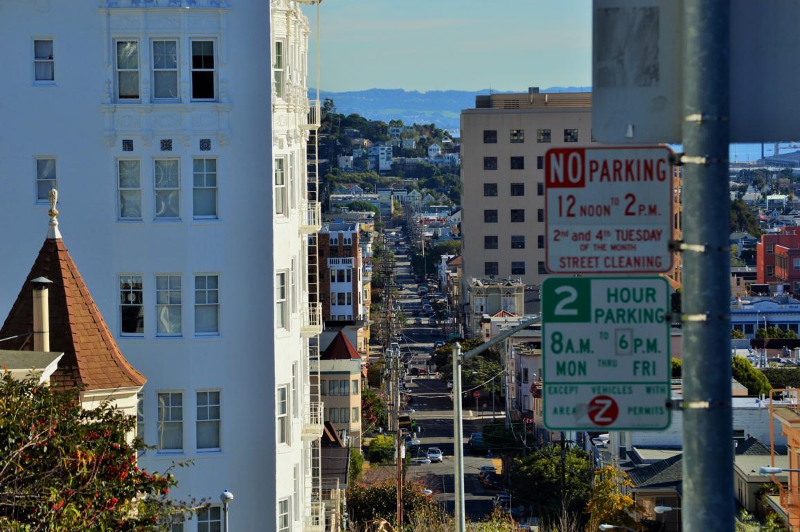 San Francisco - Eine wunderschöne Stadt