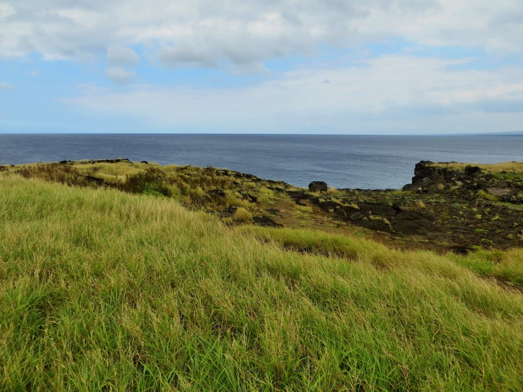 Ka Lae, ein windiger und wilder Ort auf Hawaii