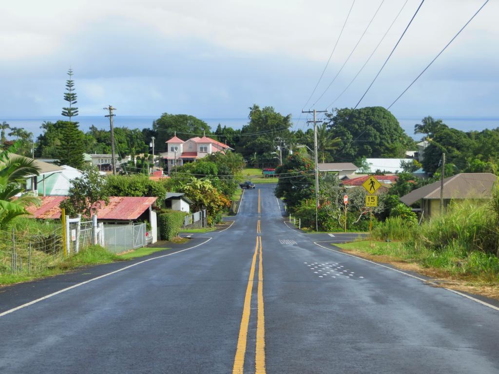 Unterwegs auf Big Island auf Hawaii