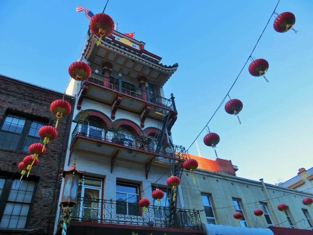 spannendes Chinatown in San Francisco