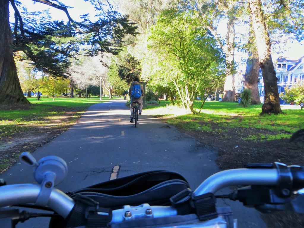 Eine Fahrradtour in San Francisco ist ein tolles Erlebnis!